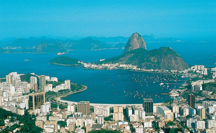 Bild: Fremdenverkehrsamt Brasilien