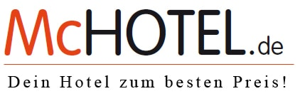 McHotel – Der große Hotel-Preisvergleich Logo