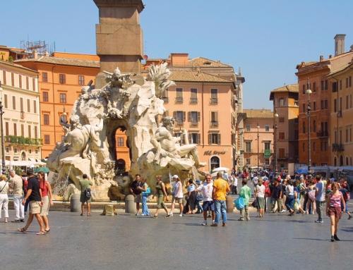 Günstige Städtereisen: Zentrale Top-Hotels in Rom, Madrid & Paris