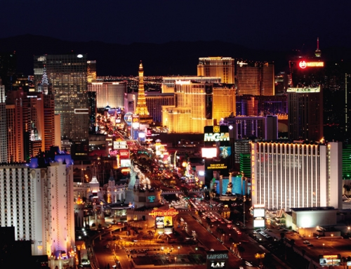 Las Vegas: Außergewöhnliche Hotels in der Wüstenstadt